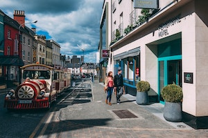 Pembroke Kilkenny Hotel Road Train Accommodation Things To Do