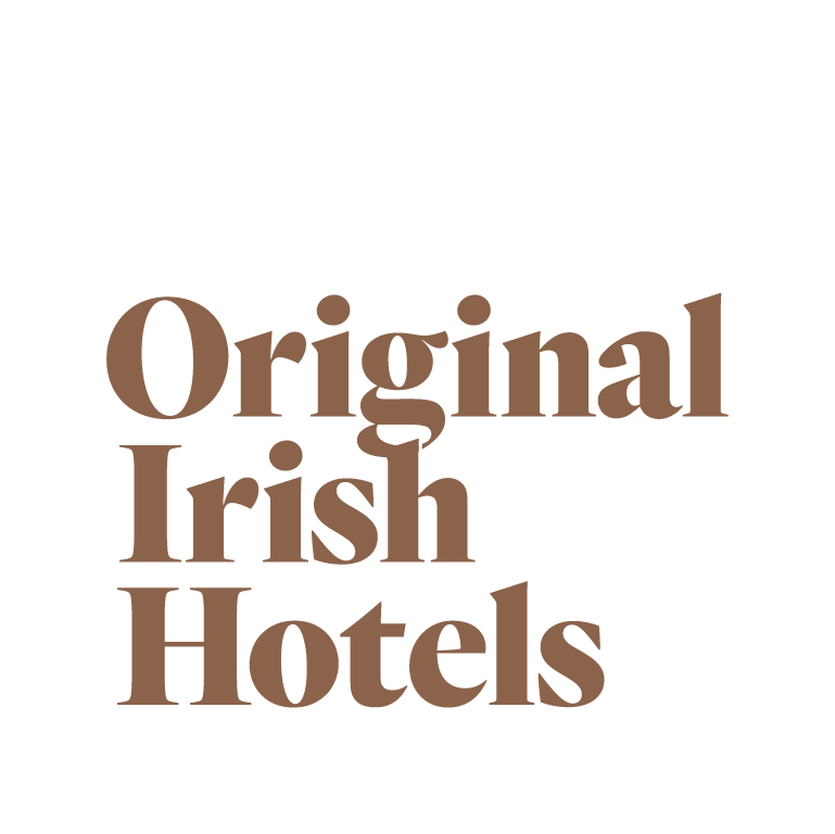 Original Irish Hotels Logotype Copper