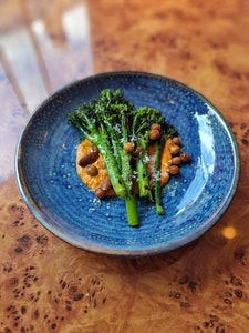 Grilled Broccoli Small Plate | Statham's by Pembroke Kilkenny